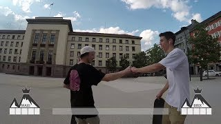 Game of Skate - Semifinal - Daniel vs. Maxi