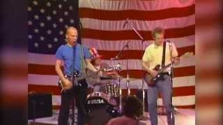 Presidents of The USA (PUSA) First TV Appearance 1994 Seattle - Feather Pluckin - Supermodel