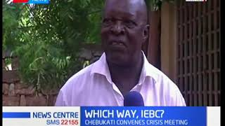 Kwale residents give varried views about the wrangles in IEBC