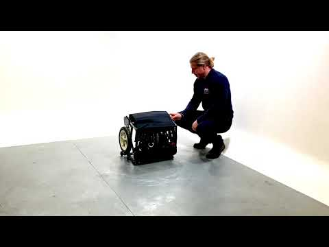 2014 DiBlasi R30 Automatic Folding Lightweight Mobility Scooter with Lithium Battery
