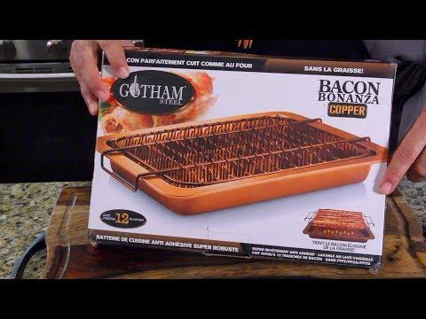 Bacon Bonanza by Gotham Steel – AS SEEN ON TV