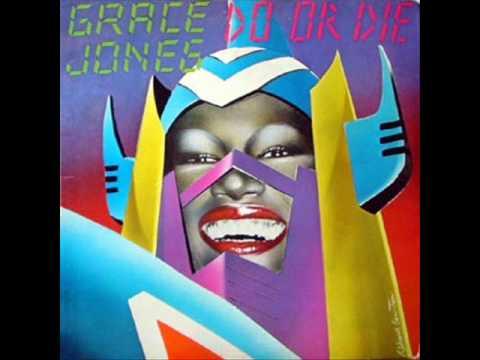 Grace Jones - Comme Un Oiseau Qui S'envole
