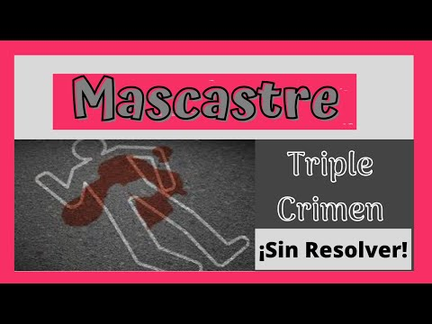 Download Macastre, Crimen sin resolver HD Mp4 3GP Video and MP3