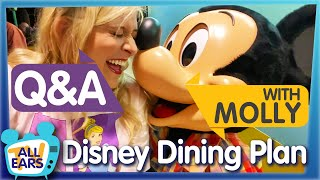 Ive Eaten All Over Disney World And Im Answering Your Questions About The Disney Dining Plan!