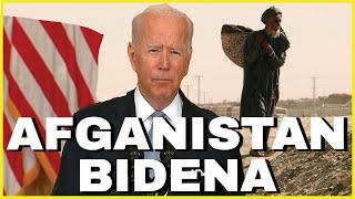 Talibowie przejęli sprzęt USA – koniec Bidena? Grozi mu impeachment.