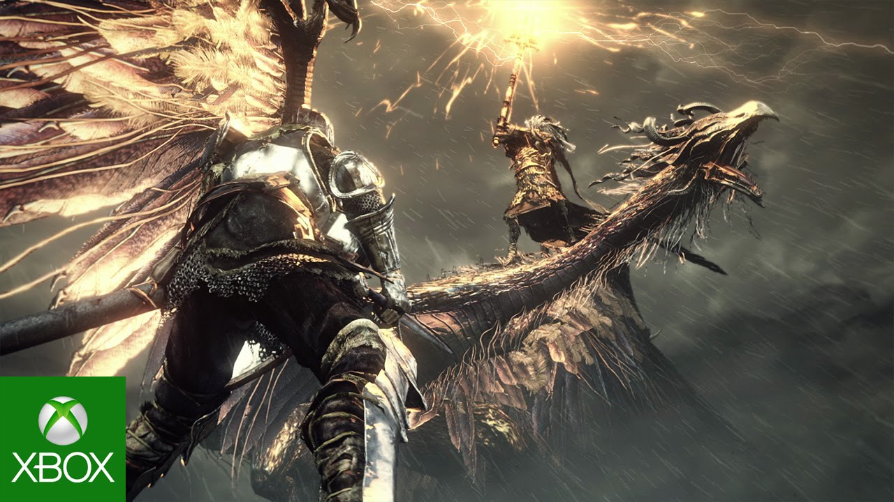 Dark Souls 3 – Accursed Trailer