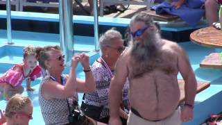 Very Hairy Chest Contest