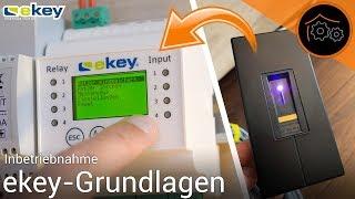 ekey-Tutorial #1: Inbetriebnahme und Grundlagen | haus-automatisierung.com [4K]