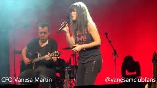 """Vanesa Martín """"Con Permiso, Buenas Tardes"""" Teatro Falla (17-4-15)"""