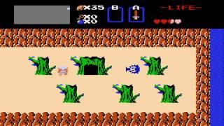 Zelda 1 Randomized [1]: Spontaneous