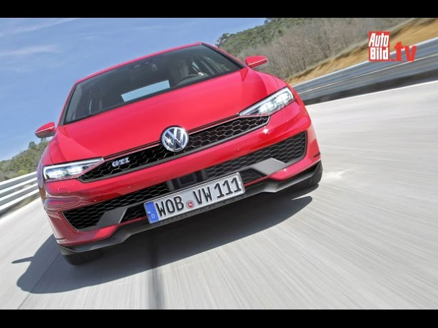 VW Golf 8 - Der digitale Golf (2018)