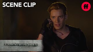 Shadowhunters | Season 1, Episode 6: Alec Warns Jace to Come Back