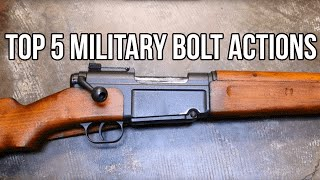 Top 5 Best Military Bolt Action Rifles