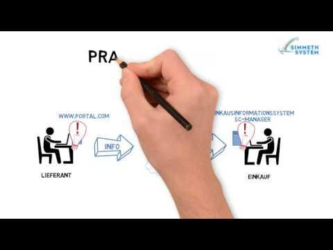 Lieferantenmanagement: Lieferantenpräqualifikation über ein Lieferantenportal