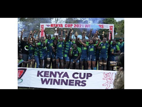 KCB stun Kabras in extra time to retain Kenya Cup