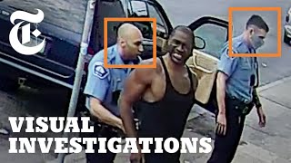 How George Floyd Was Killed In Police Custody | Visual Investigations