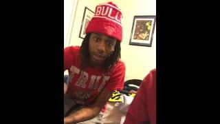 Fari Gang Rasta Killing A Beat While Freestyling! FGOE 👑🌴