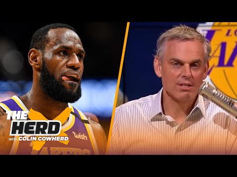 Only LeBron can save the NBA season, Colin reacts to 22-team proposal, July 31 start date   THE HERD
