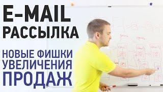 Email рассылка. Новейшие фишки увеличения продаж