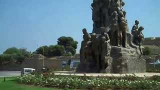 preview picture of video 'Famagusta Abandoned City Cyprus - Quick Tour of The Walls of Famagusta'