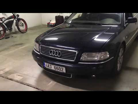 Audi A8 D2 Fog lights to LED