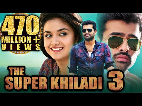 The Super Khiladi 3 (Nenu Sailaja) Telugu Hindi Dubbed Full Movie | Ram Pothineni, Keerthy Suresh
