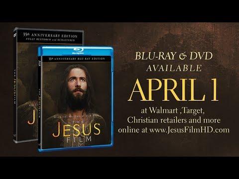 The Jesus Film Updated 2014 DVD movie- trailer