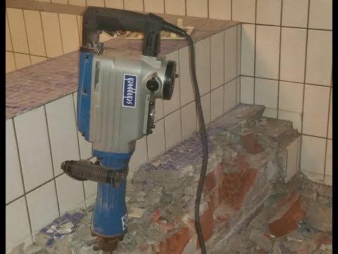 Abbruchhammer demolition hammer Abrisshammer Scheppach AB1600