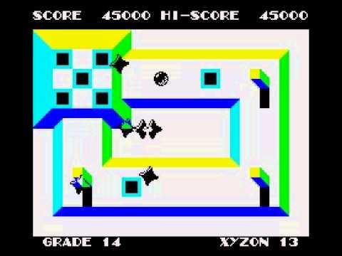 Xyzolog Walkthrough, ZX Spectrum