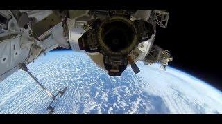 Наша Земля с открытого космоса запись 6.10.2016