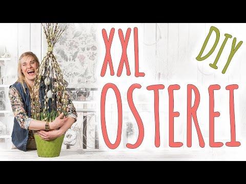 Indoor Osternest - Bastel dir deine bepflanzte Osterdeko