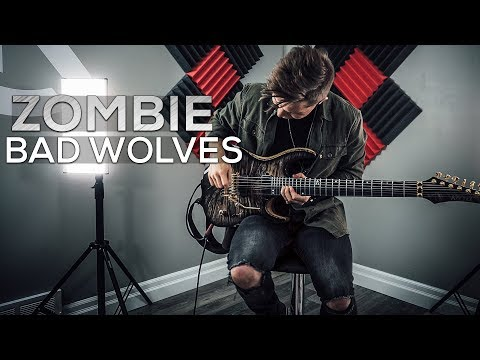 Bad Wolves - Zombie - Cole Rolland (Guitar Cover)