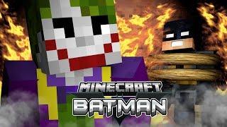 "The Joker | Minecraft Batman [S1: Ep.3] ""Minecraft Roleplay"""