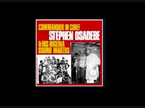 Chief Stephen Osita Osadebe ~