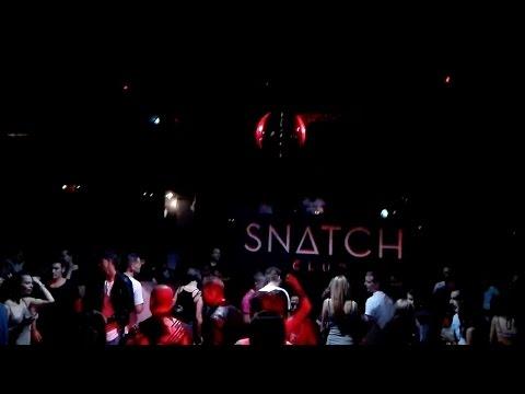 Snatch Club - Sergio Deep MUSICON 1 octubre 2016 zaragoza