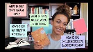 How I Teach Whole Class Novels