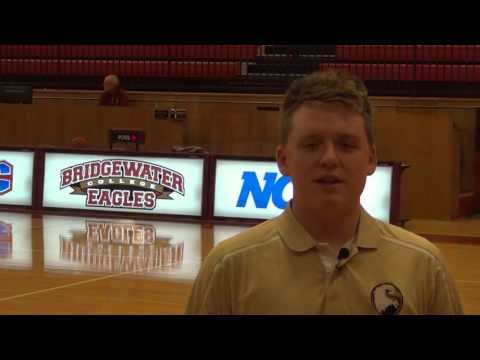 Bridgewater Eagles Pregame Show- Women's Basketball Home Opener