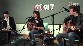"""Chrissie Hynde - """"Talk of the Town"""" - KXT Live Sessions"""