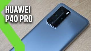 Huawei P40 Pro, primeras impresiones: NUEVO DISEÑO y ZOOM ÓPTICO para LUCHAR contra la GAMA ALTA