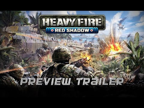 Heavy Fire: Red Shadow Preview Trailer thumbnail