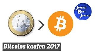 Weitere 600€ in Bitcoins investiert - Bitcoins Kaufen in 2017