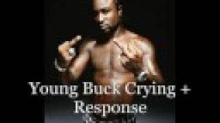 Young Buck Crying + Young Buck - The Taped Conversation [50 Cent Diss, Response]