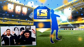 OMG OUR PACK LUCK RIGHT NOW! - FIFA 17 BUNDESLIGA BLUE TOTS PACK OPENING!