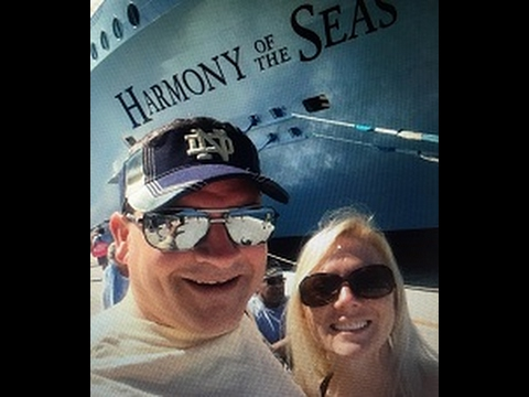 2017 Harmony Of The Seas Cruise and Review