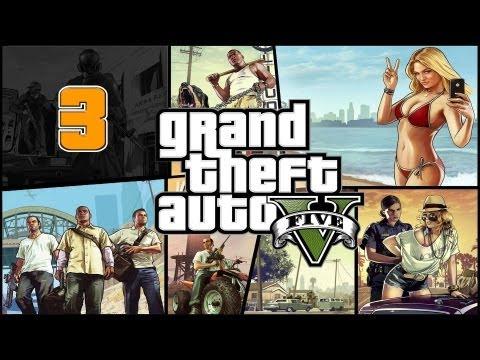 Прохождение Grand Theft Auto V (GTA 5) — Часть 3: Затруднения / Теннис