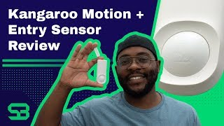 Kangaroo Motion and Entry Sensor Review
