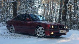 BMW E34/ Раскрываем «тему сисек» ))