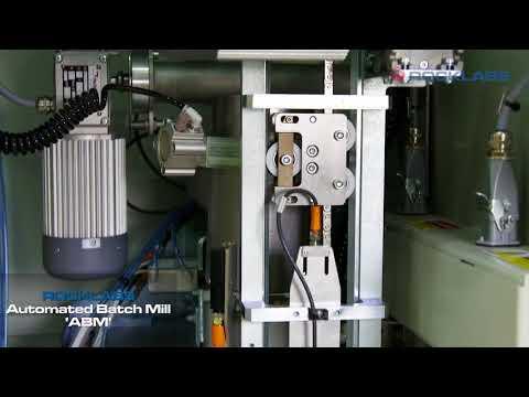 Rocklabs ABM3000 - автоматизированный завод периодического действия
