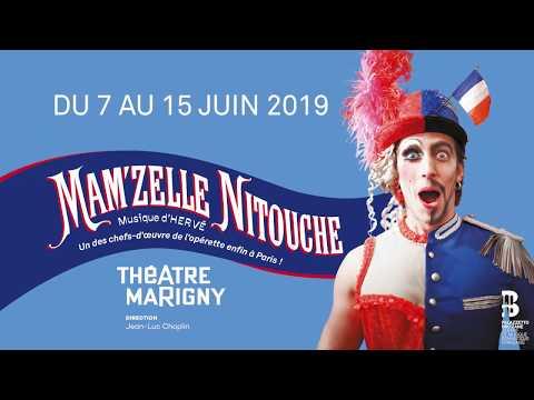 Après deux ans en tournée, Mam'zelle Nitouche posera ses valises à Paris pour sept dates au...