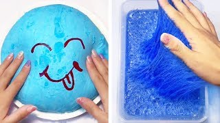 The Most Satisfying Slime ASMR Videos | Relaxing Oddly Satisfying Slime 2019 | 124